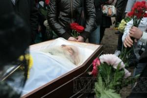 Похороны МС Вспышкина
