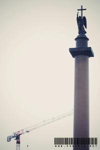 Нет застройки центра Санкт-Петербурга