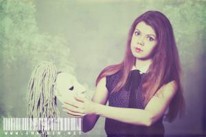 Киборг — кукла